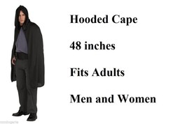 Naughty and Nice Lingerie Black Unisex Hooded C... - $18.99
