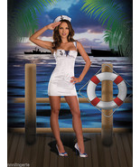 Dreamgirl Lingerie Sexy Anchors Away Costume Set - $39.99