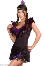 Dreamgirl Lingerie Pow Wow Wow Indian Costume Set - $39.99