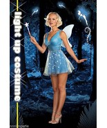 Dreamgirl Lingerie True Blue Fairy Costume Set - $44.99