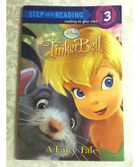 Disney Fairies Tinkerbell Step Into Reading children's book Step 3 - $1.00