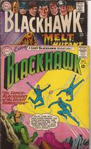 DC Blackhawk Lot Issues #186 & 236 Super-Blackhawk Melt Mutant Melt Action - $9.95