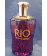 Bath and Body Works New Rio Rumberry Shower Gel 10 oz - $9.95