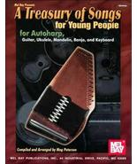 A Treasury of Songs For Young People/Autoharp/B... - $5.99