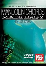 Mandolin Chords Made Easy/DVD/Joe Carr  - $9.00