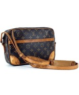 Authentic LOUIS VUITTON Trocadero 25 Shoulder Bag Monogram Canvas Purse ... - $246.51