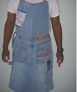Men's Barbecue Fat Albert Jean Apron - $35.00