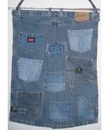Recycled Jeans Organizer/Wallhanger - $15.00