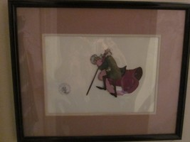 Original Hand Painted Cel used in Walt Disney Productions - $425.00