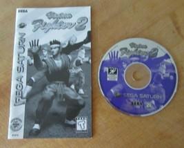 Virtua Fighter 2 (Sega Saturn, 1996) - $9.89