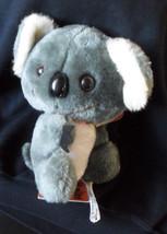 "Russ Berrie Koala Bear Rare!! Vintage 1978""  Love Luv Pets Plush Stuffed... - $34.25"