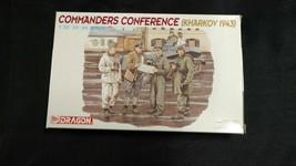 Commanders Conference Kharkov 1943 No. 6144 - New Open Box - $13.95