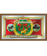 Budweiser Beer Clydesdales 75th Anniversary Cla... - $74.99