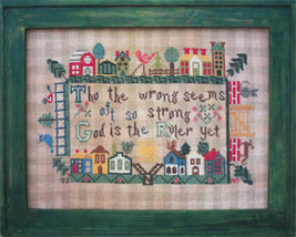 Tho The Wrong cross stitch chart The Workbasket - $10.35