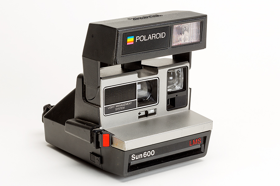Vintage Polaroid 600 SUN Instant Film Land Camera