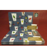 Lot of 10 Starbucks, 2017 Christmas Light Cups Gift Cards New Unused - $40.50