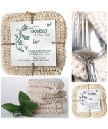 Toockies Hand Knit Dish Cloths - 6 Pack - $24.74