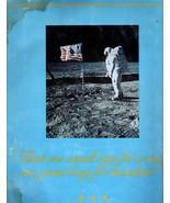 NASA Commemorative Album of Apollo 8,9, 10 & 11 - $14.00