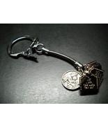Forest Lawn Cemetery Glendale California Key Chain The Ten Commandments ... - $8.99
