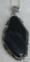 Beautiful onyx pendant b thumb200