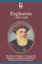 Explorers of the World Poker Cards Deck Game - $5.99