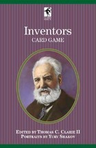 Inventors Poker Deck Game Wright Bros, etc - $6.99