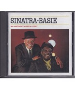 SINATRA-BASIE & His Orchestra An Historic Musical First CD - $9.95