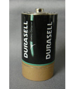 DURASELL C SIZE BLACK BATTERY SAFE DIVERSION SAFE SECRET SAFE PILL BOX - $3.87