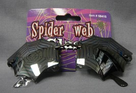 ARACHNID SPIDER WEB SUNGLASSES HALLOWEEN COSTUME ACCESSORY - $3.88