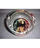 "BOB MARLEY  3"" GLASS ASHTRAY NEW IN THE GROVE - $4.66"