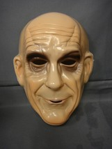 The Addams Family Uncle Fester Halloween Mask Pvc - $7.87