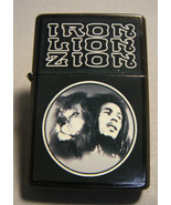 BOB MARLEY IRON LION ZION OIL LIGHTER - $5.89