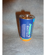 POWER C SIZE BLUE BATTERY SAFE DIVERSION SAFE SECRET SAFE PILL BOX - $3.10