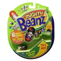 MIGHTY BEANZ 6 PACK SERIES 1 INCLUDES MEGA BEAN NEW - $5.45