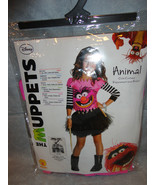 DISNEY'S THE MUPPETS ANIMAL COSTUME CHILD SMALL 4-6 - $15.64