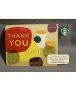 STARBUCKS CARD 2010 WAYS OF SAYING THANK YOU GIFT CARD NO BALANCE / RELO... - $6.26