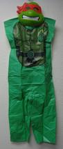 TMNT TEENAGE MUTANT NINJA TURTLES RAPHAEL COSTUME SET CHILD SIZE SMALL 5... - $9.75