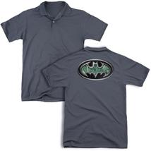 Batman - Circuitry Shield (Back Print) Mens Regular Fit Polo - $24.99+
