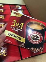 New 3IN1 Instant coffee - Highlands Coffee - 20 sticks x 17grams - Premi... - $13.85