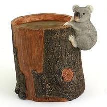 Top Collection 4.75-Inch Miniature Fairy Garden and Terrarium Koala Bear... - $27.15