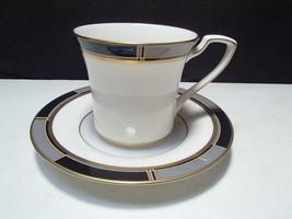 Noritake Society Satin Cup & Saucer - $6.95