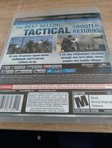 Sony PS3 SOCOM 4 US Navy Seals image 3