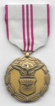 Dept. Of The U.S. Air Force Outstanding Civilian Service Medal (Usm 918) - $14.84