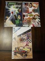 DC Hanna Barbera 3 comic lot #1s Flash Green Lantern Suicide Squad Banan... - $8.91