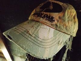 Custom Mossy Oak Brand Camo Zombie Survivor Ripped Distressed Dyed Waste... - $12.87