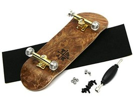 Teak Tuning Prolific Complete Fingerboard with Upgraded Components - Pro Board S