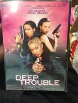 Deep Trouble (DVD, 2001) John Canada Terrell Jane Blaze - $3.63