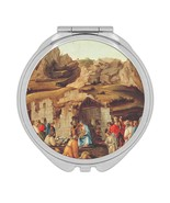 The Adoration of the Kings Filippino Lippi : Gift Compact Mirror Famous ... - £9.44 GBP