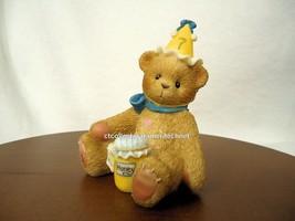 Cherished Teddies Birthday Bear Age 7  1998 NIB - $36.58