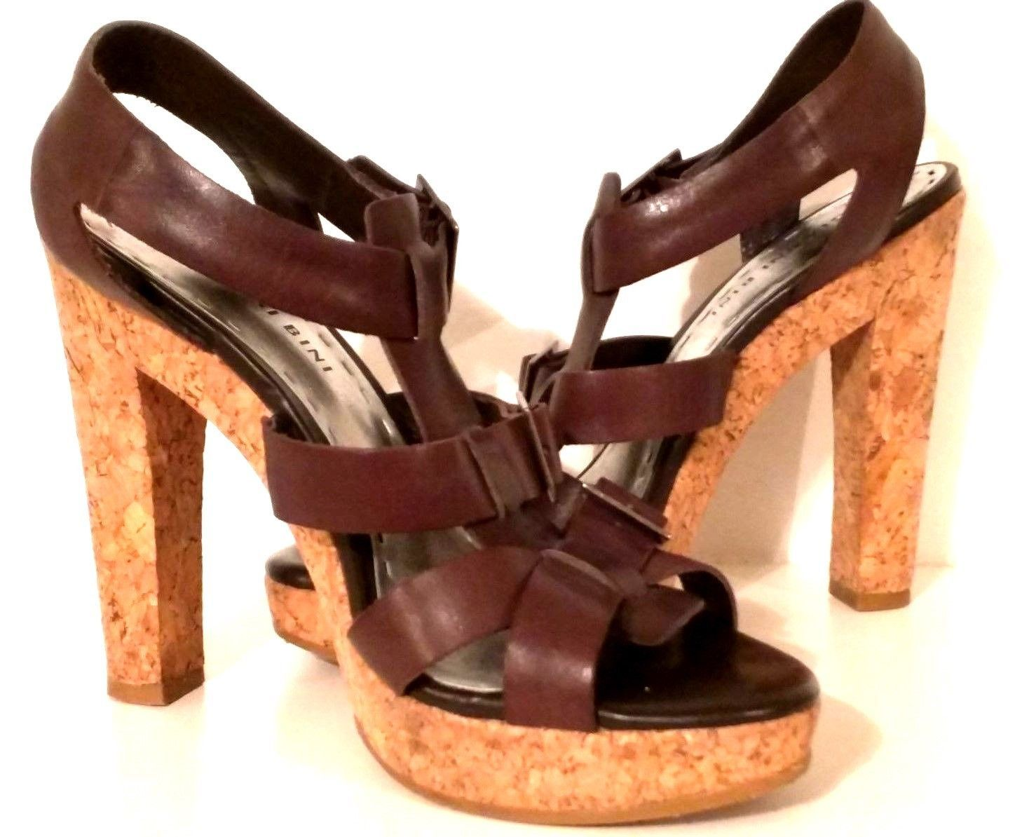 gianni bini lace up heels